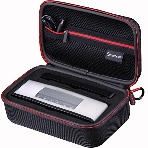 Smatree Hard Carrying Case Compatible for Bose Soundlink Mini I and Mini II Speaker