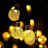HNLY Mignon Petit Guirlande Lumineuse Guirlande Lumineuse Guirlande Lumineuse Bubble Ball String...