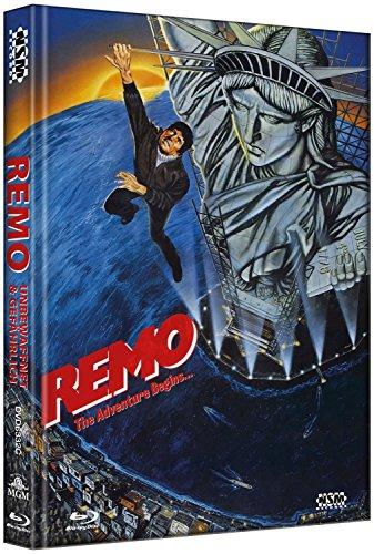 Remo - Unbewaffnet und gefährlich - Mediabook (+ DVD) [Blu-ray] [Limited Collector\'s Edition]