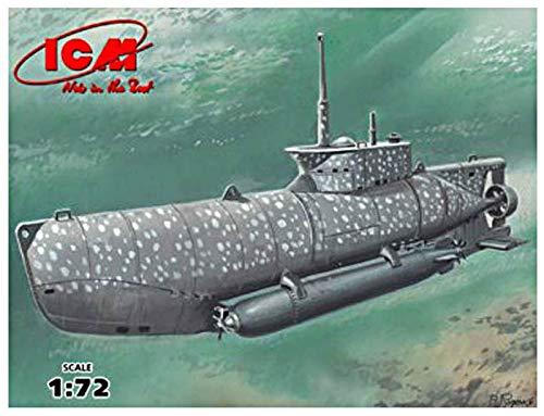 ICM S.006 - U-Boat Type XXVIIB Seehund Early