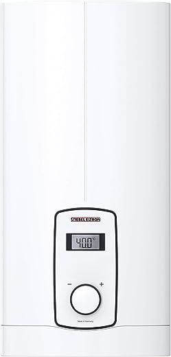 STIEBEL ELTRON elektronisch geregelter Durchlauferhitzer DHB-E 18/21/24 LCD, umschaltbar, druckfest, LC-Display, gradgenaue Wunschtemperatur, 236745