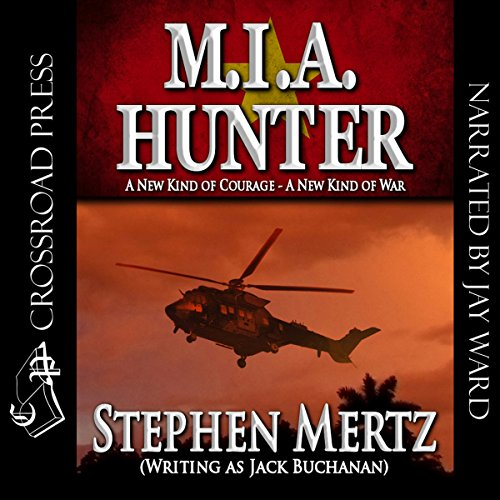 M.I.A. Hunter audiobook cover art