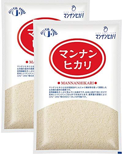 大塚食品 マンナンヒカリ 2kg×2袋セット