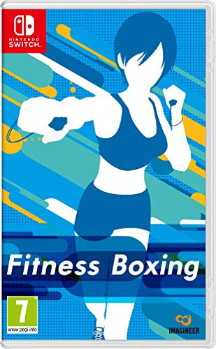Nintendo Fitness Boxing, Switch vídeo - Juego (Switch, Nintendo Switch, Deportes, Modo multijugador, T (Teen))