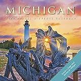 Michigan 2020 Wall Calendar