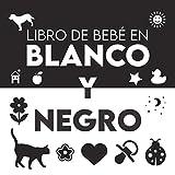 Libro del Bebé en Blanco y Negro: Alto Contraste para Bebés