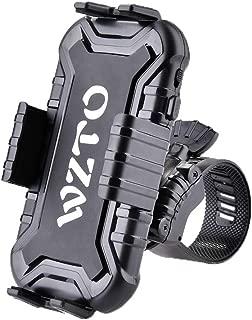 WZTO Soporte Movil Bicicleta, Universal Soporte de Celular ...