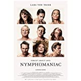 sjkkad Nymphomaniac: Volume I Movie 2013 Poster Art Prints Wall Art for Living Room Bedroom Decor-20x32 in No Frame