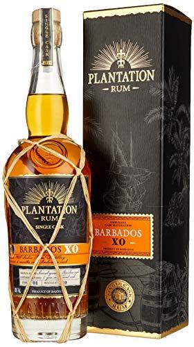 Plantation Rum BARBADOS XO Single Cask Amburana Finish Edition 2019 Rum (1 x 0.7 l)