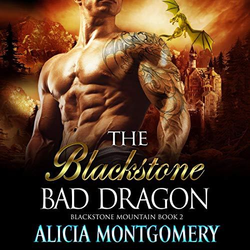 The Blackstone Bad Dragon cover art