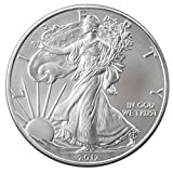 American Silver Eagle $1 Legal US Tender .999 Fine Silver Comes in soft plastic protective flip case Dated 2012