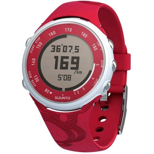 Suunto Reloj t3 C Sporty Red (Comfort Belt)