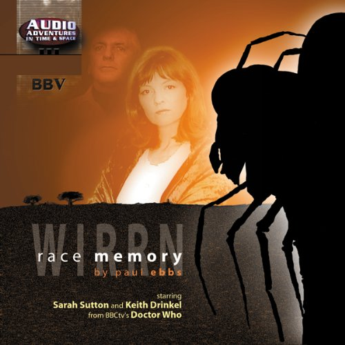 Wirrn: Race Memory audiobook cover art