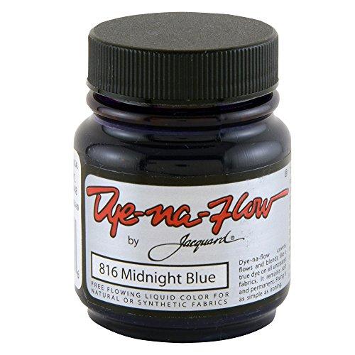 Jacquard Dye-Na-Flow 2.25 OZ Midnight Blue