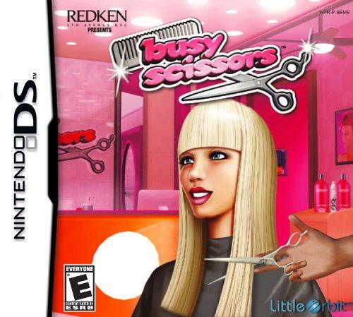 Busy Scissors - Nintendo DS