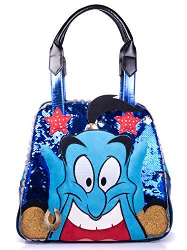 Irregular Choice Disney's Aladdin Damen Henkeltasche Genie Bag B112-07A
