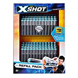X-Shot Excel Universally Compatible Foam Darts Refill Pack (100 Darts) by ZURU