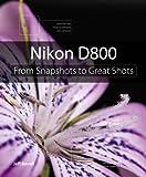 Nikon D800: From Snapshots to Great Shots (English Edition)
