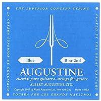 AUGUSTINE オーガスチン クラシックギター弦 ブルー2弦 BLUE 2nd