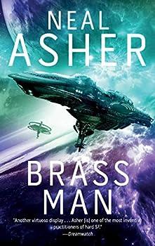 Brass Man  The Third Agent Cormac Novel  3