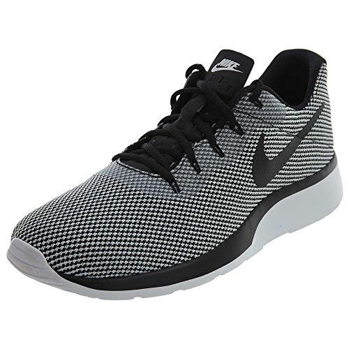 Nike Tanjun Racer, Zapatillas de Running para Hombre, Negro (Black/Black-White 004), 45.5 EU