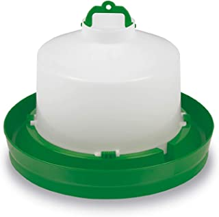 ベルバード 鳥用・ニワトリ用 自動給水器 (浅皿, 5リットル)