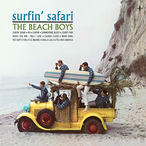 Surfin' Safari + 7' Coloured Single [VINYL]