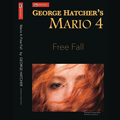 Mario 4: Free Fall audiobook cover art