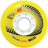 Diametro da 72mm, 76mm e 80mm con profilo Freestyle arrotondato e spessore da 24mm. Chimica freestyle in 84A di durezza.
