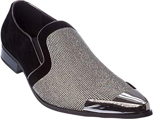 Cristiano Mens Sparkling Dress-Shoes