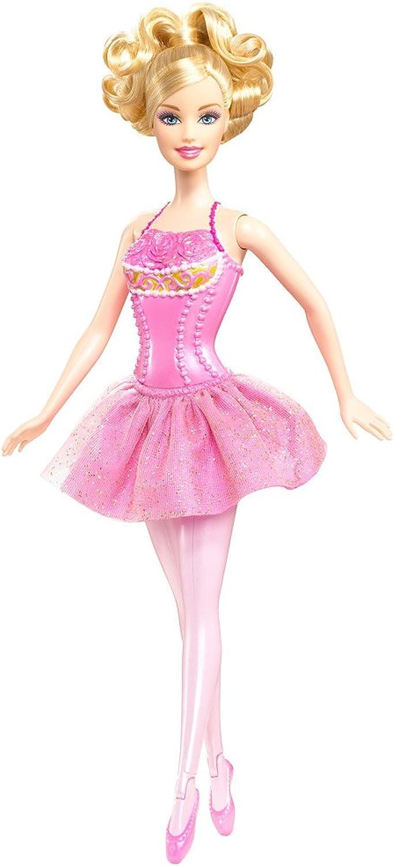 comprar ahora Mattel Mattel Mattel R5230-0 - Barbie, me guEstrellaía ... Barbie Bailarina  Venta al por mayor barato y de alta calidad.