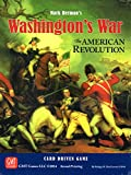 GMT Games 1002 Washingtons War The American Revolution by GMT Games