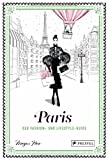 Paris: Der Fashion- und Lifestyle-Guide - Megan Hess