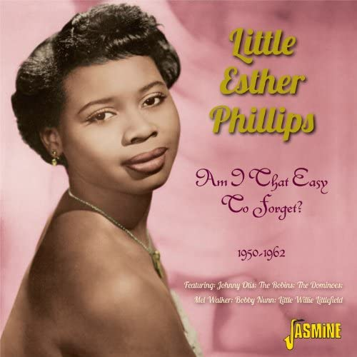 Little Esther Phillips feat. Johnny Otis, The Robins, The Dominoes, Bobby Nunn & Little Willie Littlefield