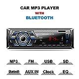 Autoradio Bluetooth, CompraFun Manos Libres Radio...