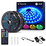 Novostella 40ft RGB LED Strip Light kit, Flexible Color Changing 360 Units SMD...