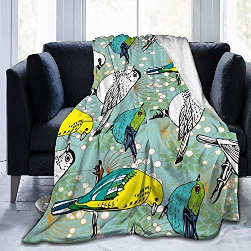 Decke Sherpa Throw Throw Blanket Gemütliche Bettdecke für Bett oder Couch 50x40 Zoll