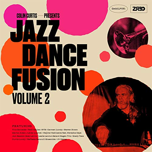 Jazz Dance Fusion 2 [Vinyl LP]