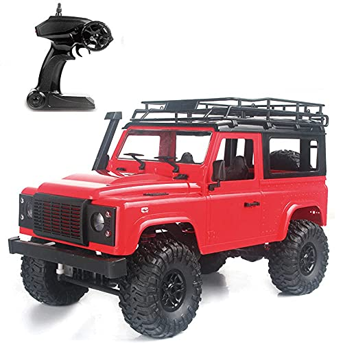 N&G Daily Equipment 1/12All Terrain Climbing RC Vehicle 2.4G Off-Road Remote Control Car Toy Rechargeable Electric Toys Entertainment Toys For Buggy Fans Gifts Rechargeable Batteries
