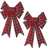 Top 10 Tartan Christmas Tree Decorations