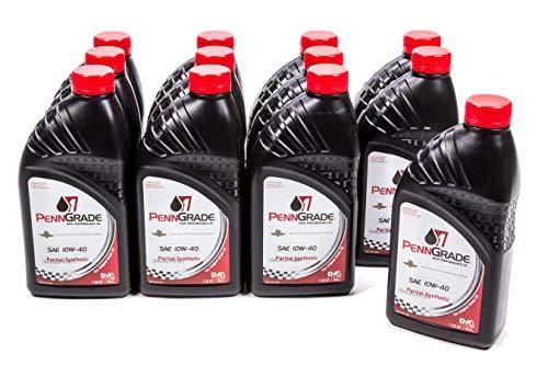 Brad Penn009-7144-12PK 10W-40 Racing Oil - 1 Quart, (Case of 12)