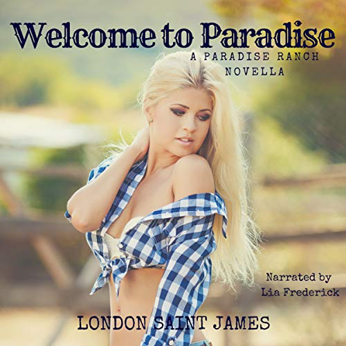 Couverture de Welcome to Paradise
