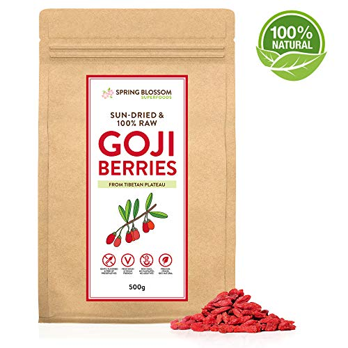 Goji Berry Seeds Wolfberry Bulk 500 Non Gmo Free Us Shipping