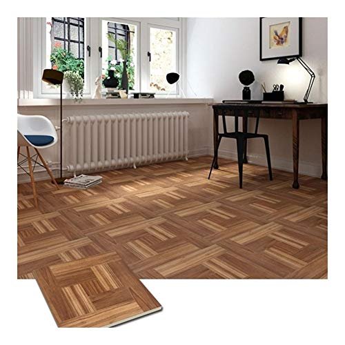 WPF DIY 30x30cm Self Adhesive Marmor Muster 3D-Border-Aufkleber wasserdicht Fußboden-Aufkleber Removable Hintergrund-Raum-Wand-Dekor-Panels (Farbe : 51, Dimensions : 8 Pieces)