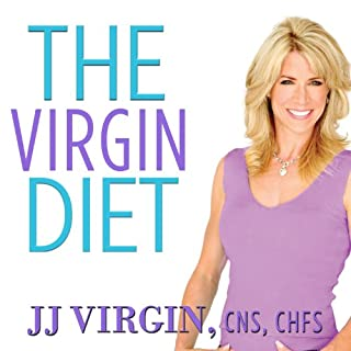 The Virgin Diet audiobook cover art