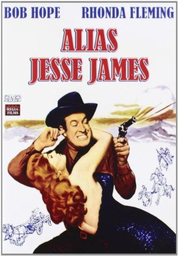 Alias Jesse James [DVD]