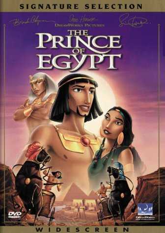 The Prince of Egypt - DTS Edition by Val Kilmer
