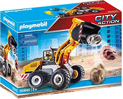 PLAYMOBIL City Action 70445 Cargadora Frontal