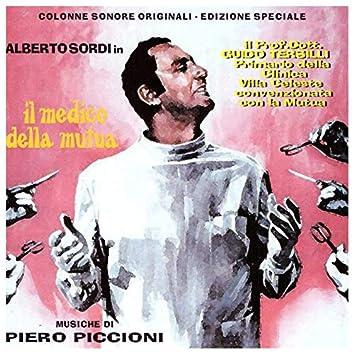 Il medico della mutua / Il prof. dott. Guido Tersilli primario della clinica Villa Celeste convenzionata con le mutue (Original Motion Picture Soundtracks)