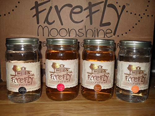 Firefly Moonshine Probierset 4 x 200ml